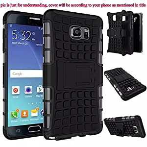 Kickstand Hybrid Dual Armor Case Cover for Sony xperia Z2 Rugged Black