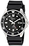 Casio Men's MDV106-1AV 200M Duro Analog Watch, Black