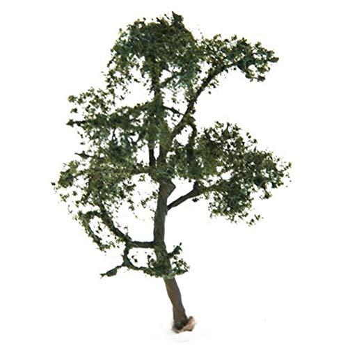 Geld Kostüm Baum - Isuper 3,54 Zoll (9 cm) Modell des Landschaftslandes des Baumes des Sisommers Produkte von Arena Brett Baum Modell