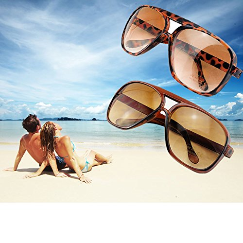 Denshine Unisex gafas deporte gafas sol polarizadas