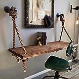 Wand- / Computertisch aus massivem Holz Wand- Tischgestell / Schlafzimmer Corner desk / 80   100   120 cm ( größe : 120*45*3cm )