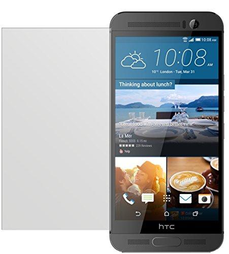 dipos I 6X Schutzfolie matt passend für HTC One M9 Plus Folie Bildschirmschutzfolie