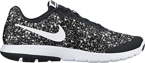 Nike Herren Flex Experience Rn 6 Prem Laufschuhe Mehrfarbig (Negro / Blanco / Black / White )