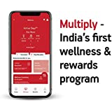 ADITYA BIRLA CAPITAL MULTIPLY WELLNESS 1 Year Membership Plan with Gym and Yoga Centre Access