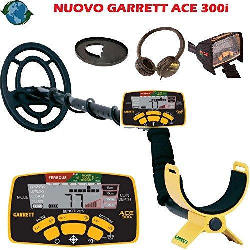 Garrett Ace 300i Metal Detector