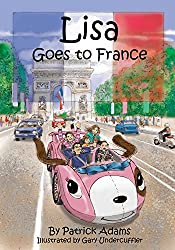 Lisa Goes to France (English Edition)