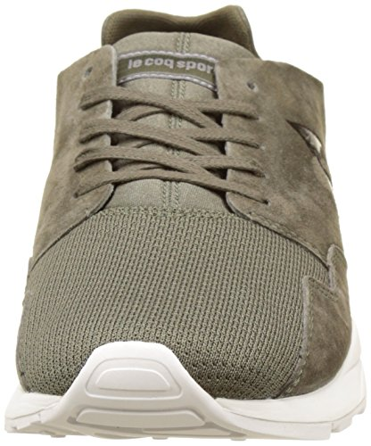 Le Coq Sportif Lcs R Pure Mono Luxe, Basses Mixte Adulte Vert (Olive Night)