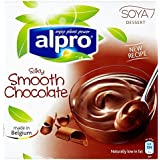 Alpro Soya Chocolat Dessert, 4 X 125G