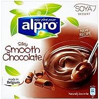 Alpro De Chocolate De Soja Postre 4 X 125g