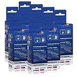10x Bosch TCZ6002 Entkalkungstabletten für Kaffee Vollautomaten
