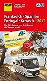 ADAC Camping- und Stellplatzführer Frankreich, Spanien, Portugal, Schweiz 2017 (ADAC Campingführer) g�nstiger