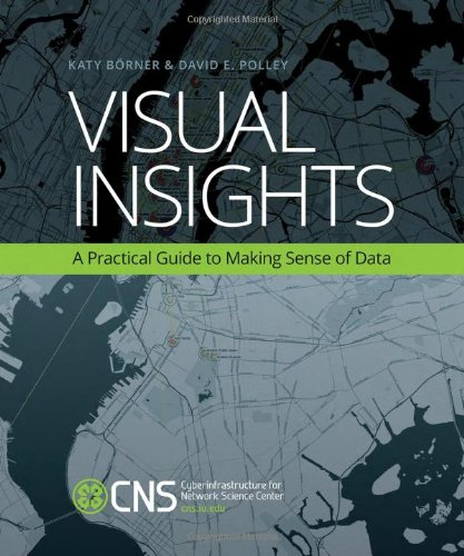 Visual Insights: A Practical Guide to Making Sense of Data (The MIT Press) por Katy Borner