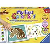 Ravensburger 29081 - My First Color Set Pony Colori a Dita