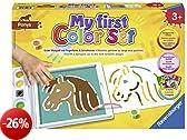 Ravensburger 29081 - My First Color Set Pony Colori a Dita