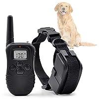 Este collar de adiestramiento para corregir y reeducar el comportamiento canino. Gracias a su multitud de niveles, usted podra graduar el tipo de estimulación adaptada a su perro desde el control con pantalla LCD de fácil lectura.   Descripción:  ...