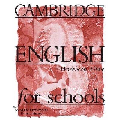 [(Cambridge English for Schools 3 Workbook: Workbook Bk. 3)] [Author: Andrew Littlejohn] published on (October, 1997)