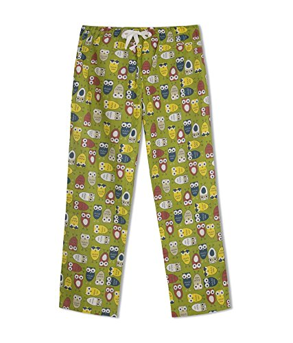 GreenApple Watchful Owls Mummas Pyjamas
