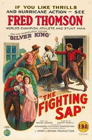 Fine Art Print–The Fighting SAP von Everett Collection, 13 x