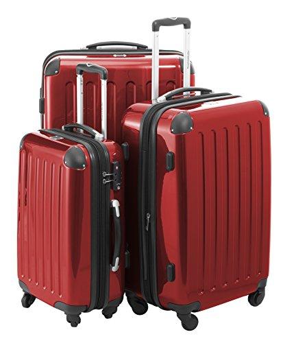 Hauptstadtkoffer Juego de 3 maletas duro...