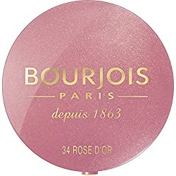 Bourjois Little Round Pot Blush - 2.5g (34 Rose Dor)