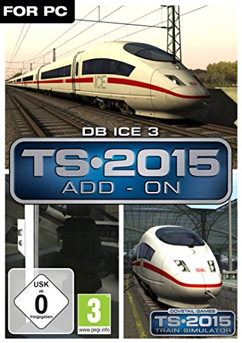 Train Simulator 2015 DB ICE 3 EMU
