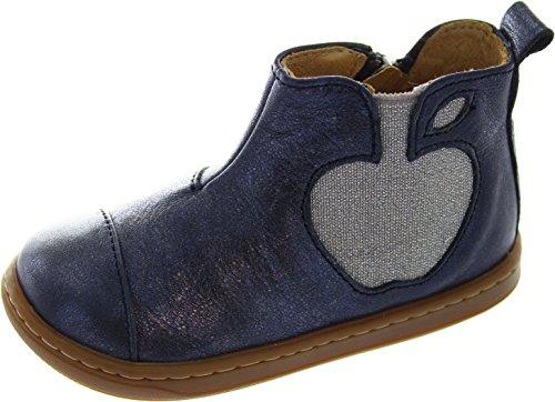 Shoo Pom Bouba Apple, Stivali bambine blu Blue, blu (Blue), 24
