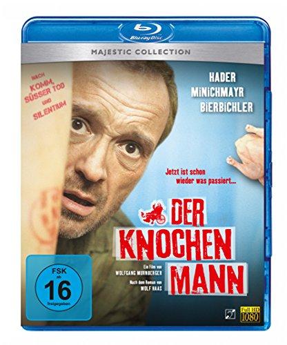 Der Knochenmann [Blu-ray] (Shop-mahlwerk)