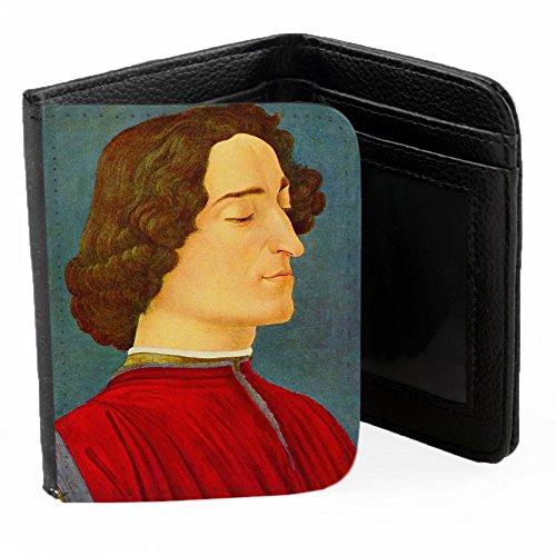botticelli-portrait-of-giuliano-de-medici-black-pu-wallet-custom-printed-high-quality-wallet-purse-c