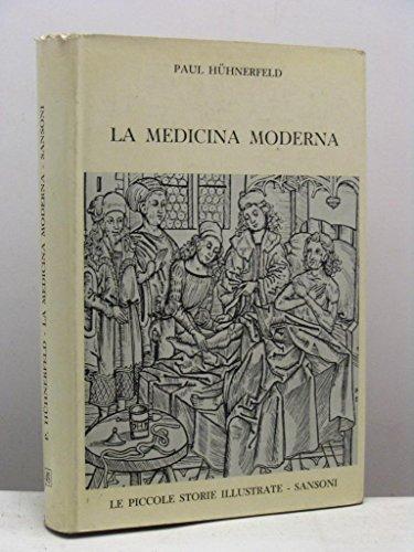 La medicina moderna.