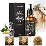 Skymore Hair Serum, Essenza Crescita Capelli Veloce, Anti Caduta dei Capelli, Trattamento ricrescita per Capelli per Nutriente e Radice dei Capelli