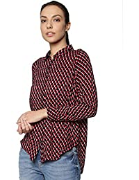 944ad281945b80 Amazon.in  Loose Fit - Shirts   Tops