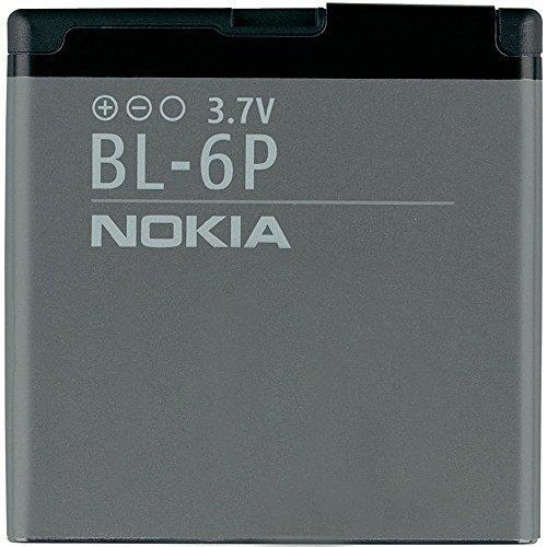 Preisvergleich Produktbild Nokia – TPC© Original-Akku BL-6P für 6500 C,  7900 Crystal Prism,  830 mAh,  Bulk