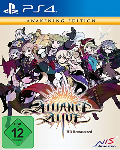 The Alliance Alive HD Remastered - Awakening Edition [Playstation 4]