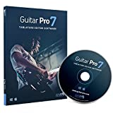 Guitar Pro 6 Hybrid Tablature Editor Software + Keepdrum GC04 Guitar Cable 6 m