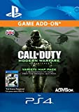 Call of Duty: Modern Warfare Remastered Variety Map Pack Edition DLC [PS4 Download Code - UK Account]