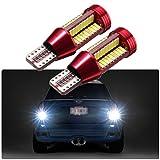 FEZZ Auto LED Lampadines CANBUS T15 W16W 921 4014 45SMD per Luce Emergenza Inversa Reno Fanale Posteriore Lampade