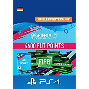 FIFA 19 Ultimate Team – 4600 FIFA Points | PS4 Download Code – deutsches Konto