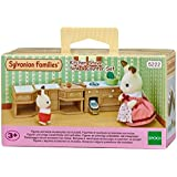 Sylvanian Families 5222 Stove, Sink and Counter Kitchen Set, Multicolor