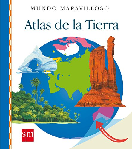 Atlas de la Tierra (Mundo maravilloso)