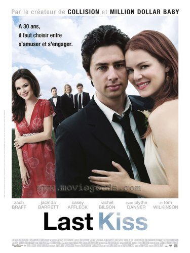 The Last Kiss Plakat Movie Poster (11 x 17 Inches - 28cm x 44cm) (2006) French