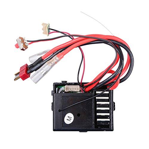 Faironly RC Auto Ersatzteile Klasse/Hinterachse/Arm/Wavefront Box/Getriebe/Motor/Verbindungsstück usw. 12428 Teile Zubehör 40.0056 3 in 1 Circuit Board Receiver Motherboard