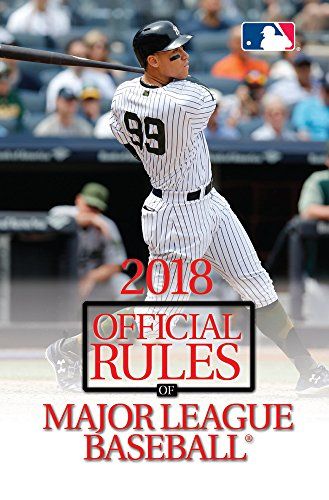 2018 Official Rules of Major League Baseball por Triumph Books