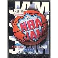 NBA Jam - Game Gear - PAL