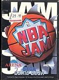 NBA Jam - Game Gear - PAL Bild