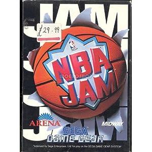 NBA Jam – Game Gear – PAL