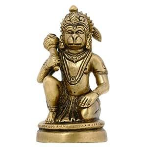 Hindu gott figur hanuman indische statuen und for Indische dekoartikel