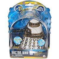 """Doctor Who Sound FX Special Weapons Dalek 5"""" Action Figure by Character Options Ltd."""