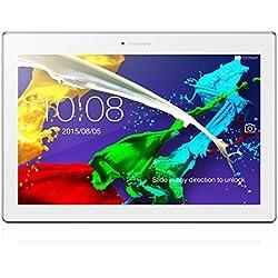 "[Ancien Modèle] Lenovo Tab 2 A10-70 Tablette tactile FHD 10"" Blanc (MTK 8165, 2 Go de RAM, 16 Go SSD, Integrated GFX, Android )"