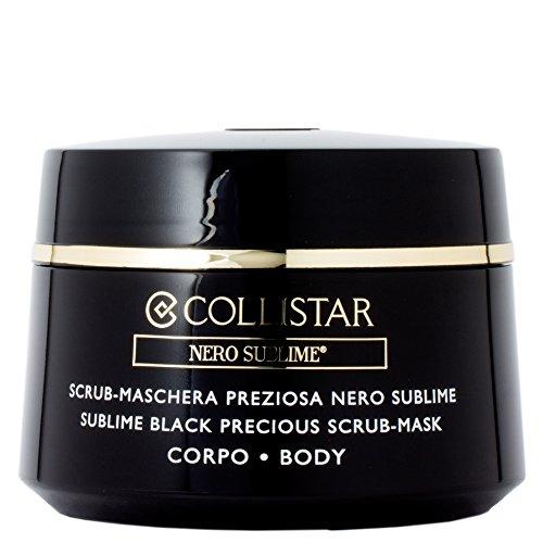Collistar Scrub-Maschera Preziosa Nero Sublime - 450 gr.