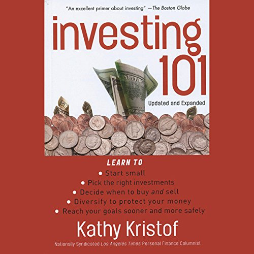 Investing 101, 2nd, Updated and Expanded Edition  Audiolibri